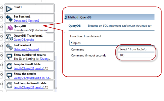 How to connect and make a query from a SQL database? - Quali Community
